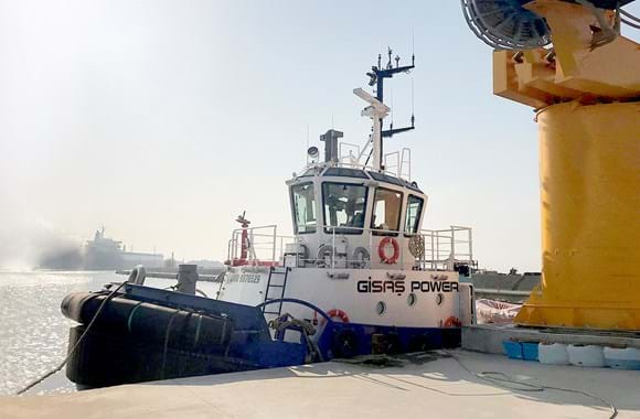 Worlds first all-electric tug gets advanced DEIF indicator solution