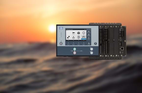 WEG saves time and increases reliability by integrating DEIF controller